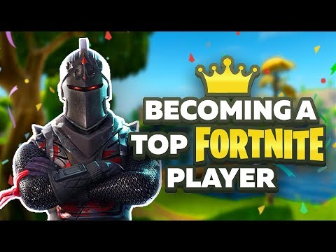 BECOMING A TOP FORTNITE PLAYER!! // 1000+ KILLS