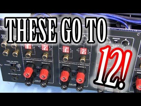TWB #69 | Niles SI-1230 Amplifier Repair