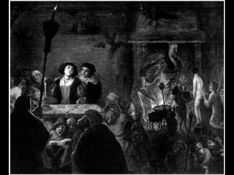THE SALEM WITCH TRIALS 1692
