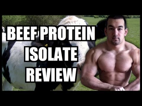 The Truth About Beef Protein Isolate Powder