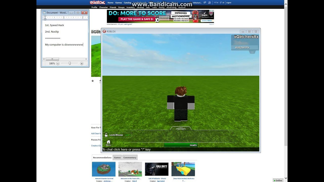 How To Speed Hack Roblox With Cheat Engine 64 | Free Robux