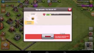 Clash Of Clans: DIS IS WOT WE HAVE TO WORK WITH (1)