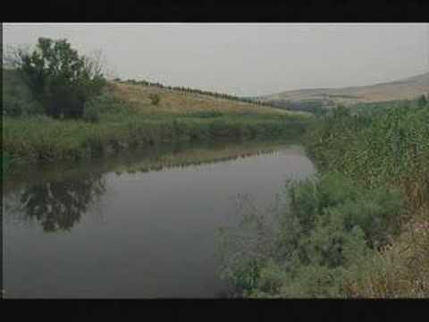 Saving the River Jordan - Israel/Palestine - YouTube