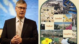 Ulf Ekman - Guds planer och din inställning angående Israel