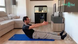 Pilates en Casa - Rutina con Hugo /2