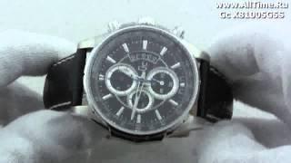 Обзор. Мужские наручные швейцарские часы Gc X81005G5S