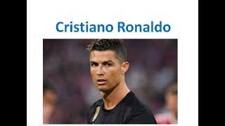 Криштиану Роналду/ Cristiano Ronaldo. Учим английский язык