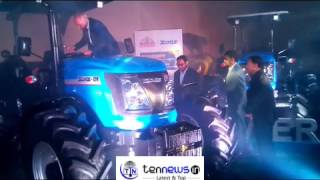 SONALIKA ITL UNVEILS THE NEW LAUNCH 120 HP 6 CYLINDER TRACTOR IN INDIA.