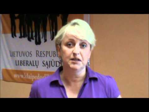 Audronė: Diana - politikė, kuri įrodė, kad nuoširdžiai dirbant, galima nuversti kalnus