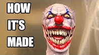 e2c4578a3c56a MorphLabs - Freaky Clown Mask  How it s made - Duration  2 minutes, 40  seconds.