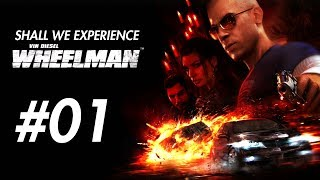 SWE: Wheelman (PS3): Part 01