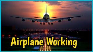 വിമാനം പറക്കുന്നതെങ്ങനെ|malayalam| How Airplane Works