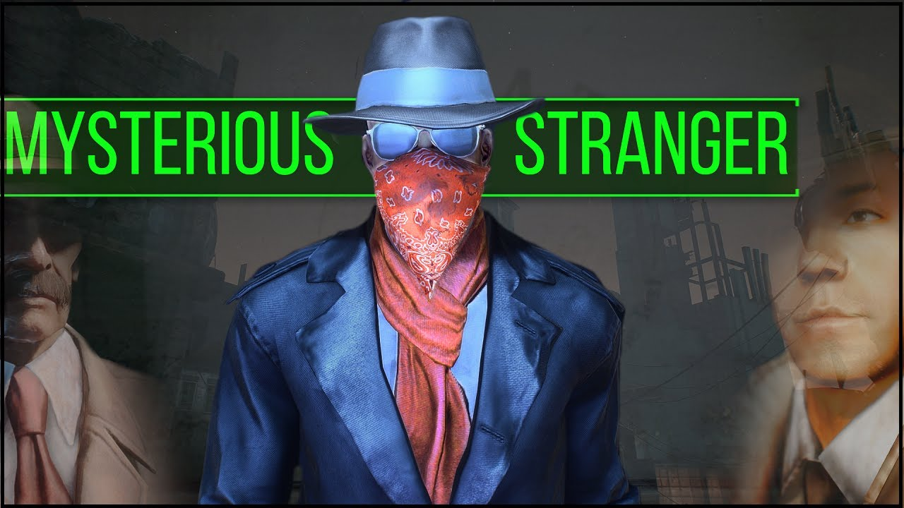 Fallout's Mysterious Strangers