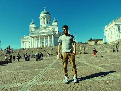 4 dni i 3 nadbałtyckie stolice - Helsinki, Tallinn, Ryga (maj 2014)