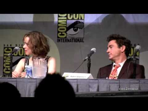 Robert Downey Jr. ~ SHERLOCK HOLMES ~ SD Comic Con '09  Part 1 of 3
