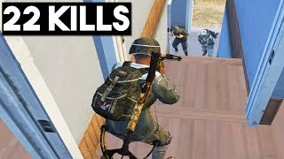CROSSBOW ONLY CHALLENGE?? | 22 KILLS SOLO vs SQUADS | PUBG Mobile 🐼