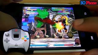 El mejor Emulador de Dreamcast para android! + Link de Juegos
