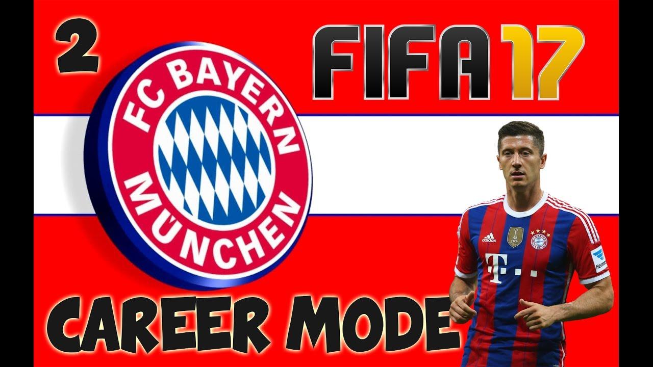 Fifa 17 Bayern München