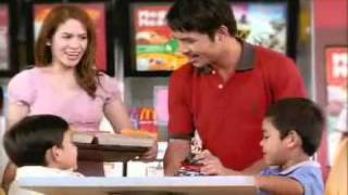 mcdonald s commercial featuring manny pacquiao and family