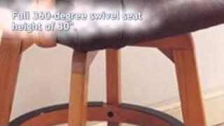 Covington Bar Stool  - Hillsdale Furniture