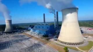 Alabama Power Generator Plants