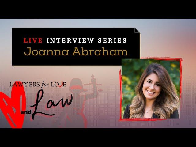 Joanna Abraham, Melbourne, Australia