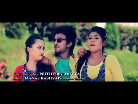 Selfie Le Le Re   Montu Moni Saikia   Assamese New Song 2017