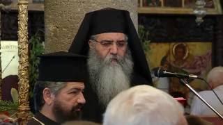 Οι καταβασίες του Σταυρού από τον Μητροπολίτη Λεμεσού κ. Αθανάσιο & Μητροπολίτη Μόρφου κ. Νεόφυτο