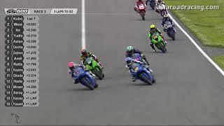 [REPLAY] SuperSports 600cc Race 2 Highlights - ARRC Japan 2018