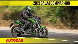 2019 Bajaj Dominar 400 | First Ride Review | Autocar India