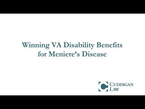 winning-va-disability-benefits-for-meniere's-disease