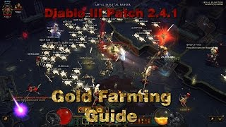Diablo III - Boon of The Hoarder Gold Farming Guide