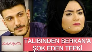 Zuhal Topal'la 80. Bölüm (HD) | Hanife'nin Talibinden Serkan'a Büyük Tepki!