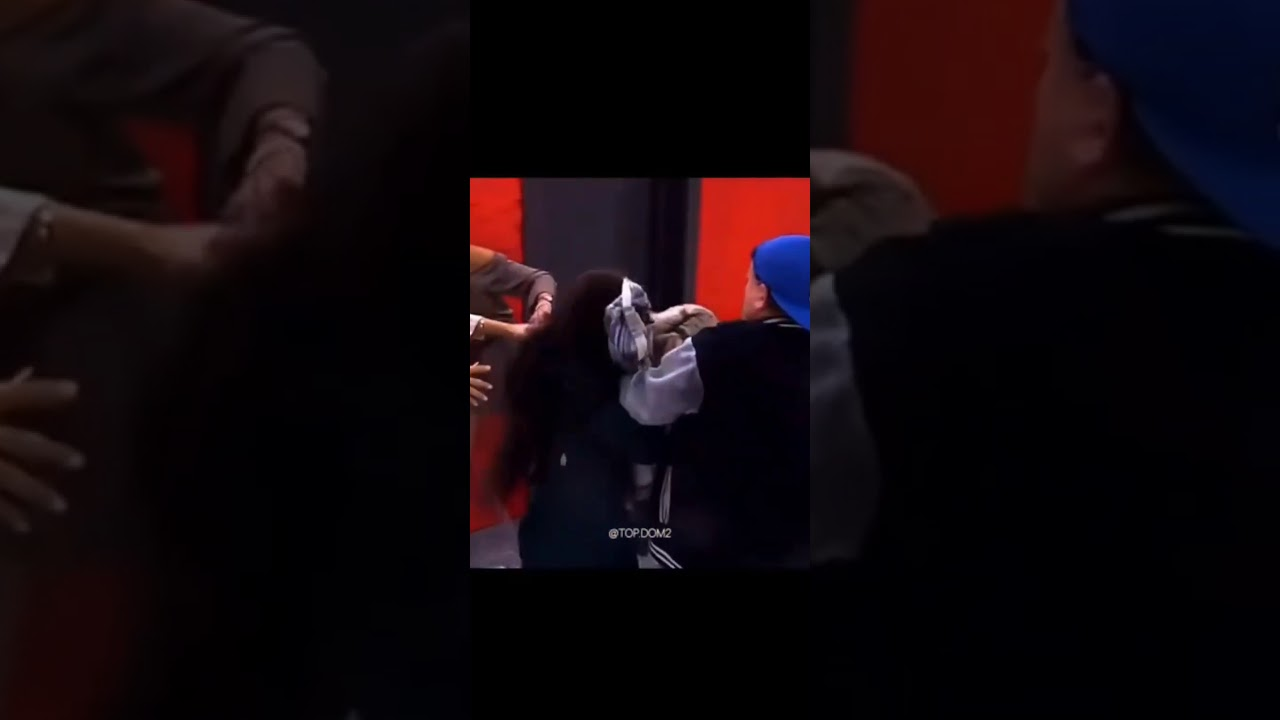 Видеоподборка драк скандалистки из Дом 2 Насти Балтер