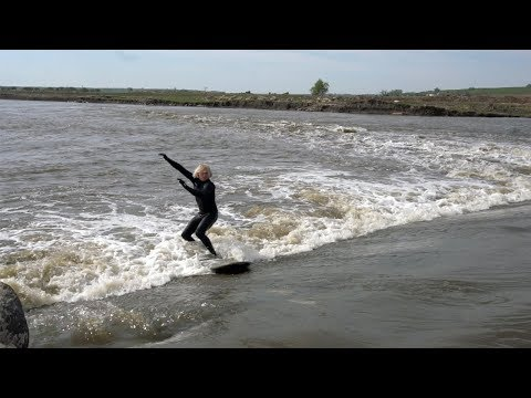 SURFING SOUTH & NORTH DAKOTA in ONE DAY!