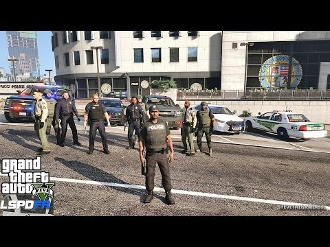 ROAD TO 500K - LIVE  PATROL (GTA 5 REAL...