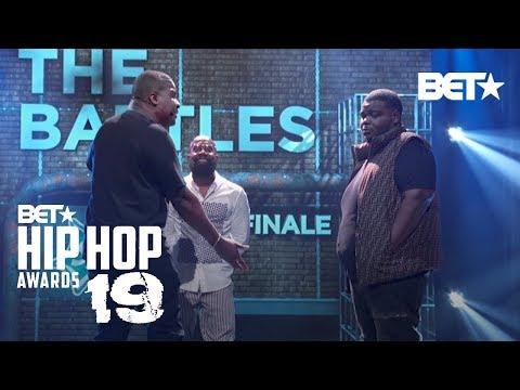 DNA & T-TOP Compete In Fire Rap Battle Finale To Win $25K Cash!   Hip Hop Awards '19