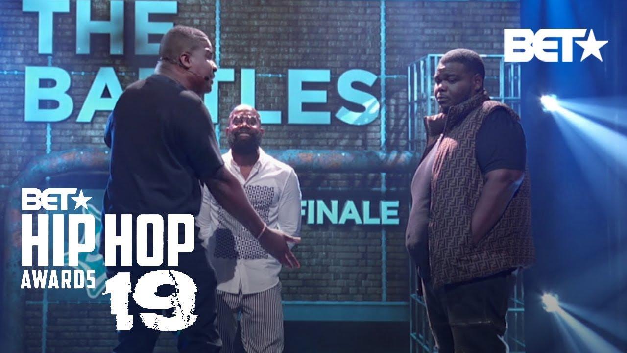 rap battle on bet