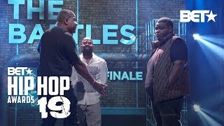 Download DNA & T-TOP Compete In Fire Rap Battle Finale To Win $25K Cash! | Hip Hop Awards '19 Mp3 and Videos