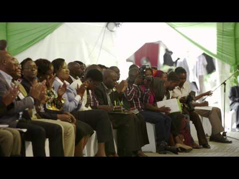 M-PESA Foundation Academy Launch