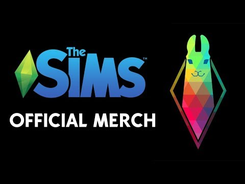 The Sims New Update: OFFICIAL SIMS MERCH!