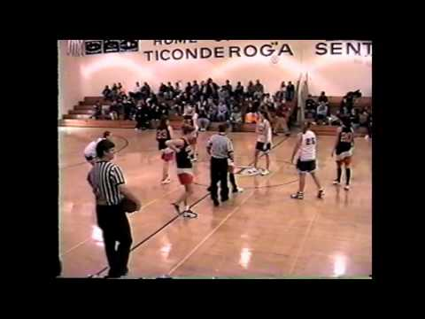 Ticonderoga - Plattsburgh JV Girls  1-12-02