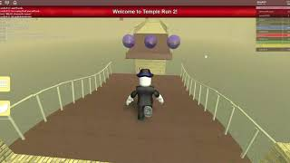 Temple Run 2 IN ROBLOX?! | Temple Run 2 Speed-Run Obby | Roblox