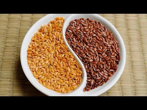 Семена льна.Чем полезны льняные семечки?Вред льняных семечек.