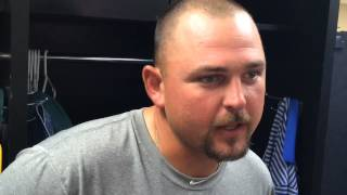 Billy Butler on benches clearing in his return to KC