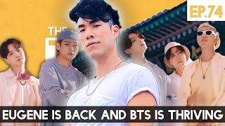 Eugene Is Back & BTS Is Thriving - The TryPod Ep. 74