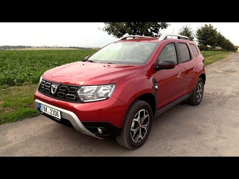 new-2020-dacia-duster-techroad-|-detailed-walkaround-(exterior,-interior)
