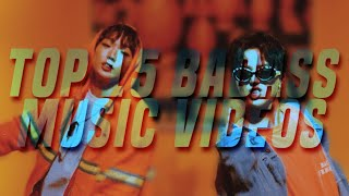 TOP 15 KPOP BADASS MUSIC VIDEOS (Song Included) #BOYVERSION