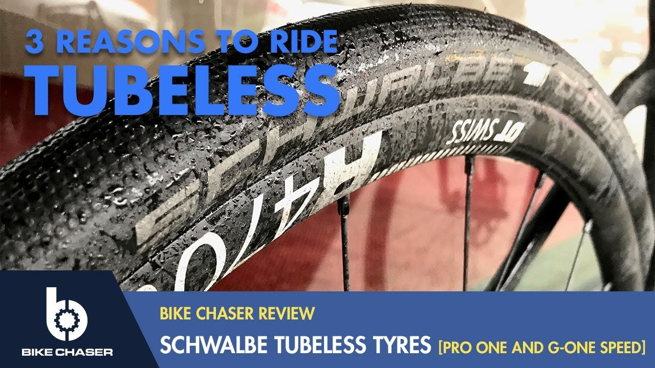 Schwalbe Tubeless Tyre Review 3 Reasons To Ride Youtube Pro One 700 25 C