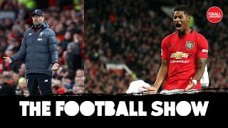 Live  The Football Show  Frustration For Liverpool Recovery From Man United And Mnf